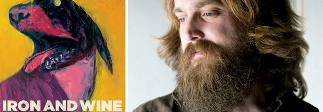 IRON & WINE The Shepherd's Dog