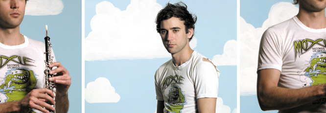 "Sufjan Stevens Od ""A Sun Came"" do ""Avalanche"""