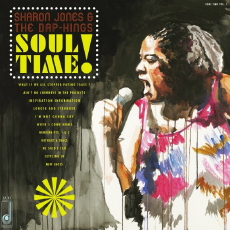 SHARON JONES & THE DAP-KINGS Soul Time!