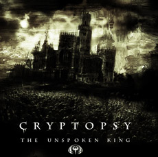 CRYPTOPSY The Unspoken King