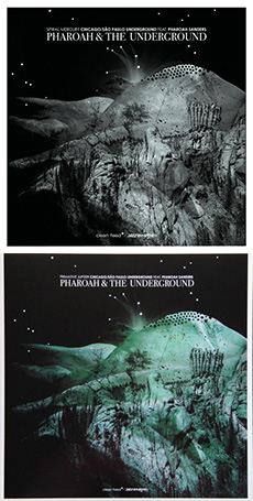Pharoah & The Underground Primitive Jupiter / Spiral Mercury