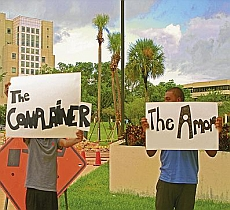 The Complainer The Amor