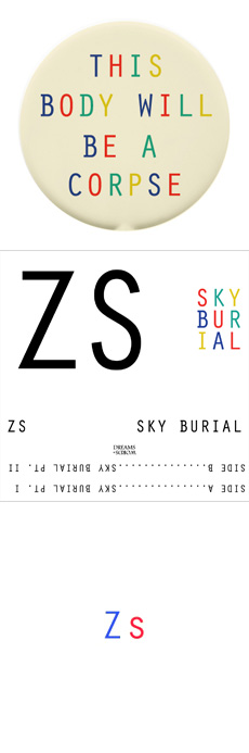 Zs This Body Will Be a Corpse / Sky Burial / 33