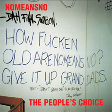 Nomeansno A People's Choice