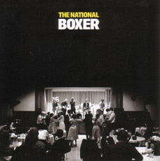 THE NATIONAL  Boxer