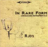 Rjd2 In Rare Form (Unreleased Instrumentals)