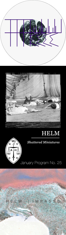 HELM The Hollow Organ / Impase / Shattered Miniatures