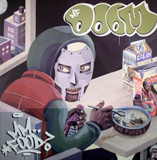 MF Doom Mm. Food?